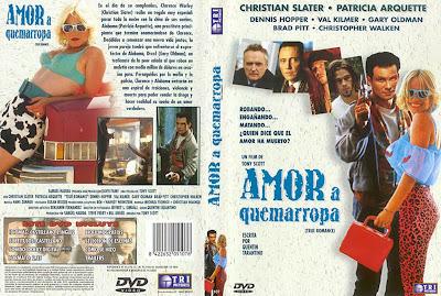 Amor a quemarropa | 1993 | True Romance