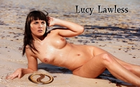Lucy Lawless Naked Wallpaper Hq