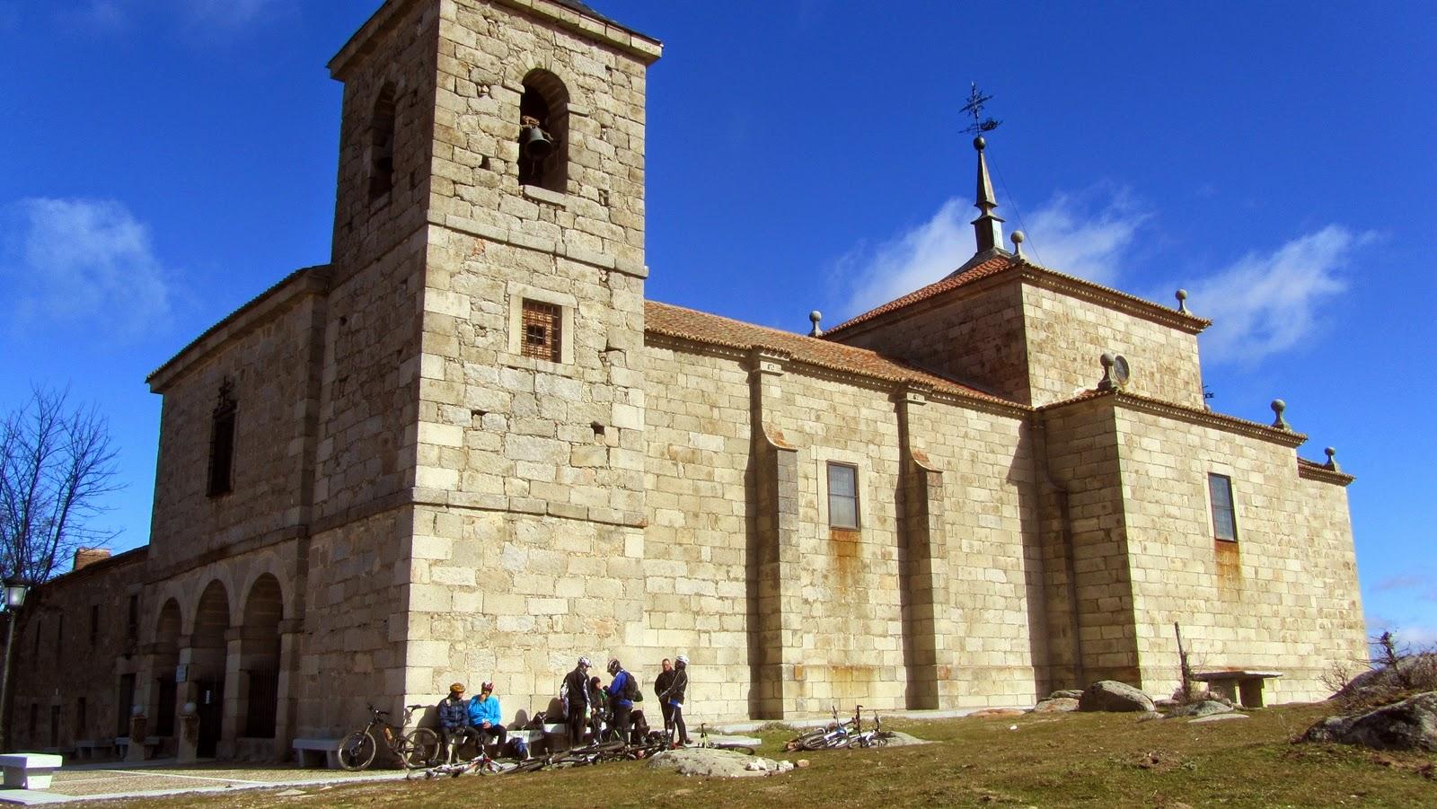 MTB El Espinar - Ermita del Cubillo - Alfonsoyamigos