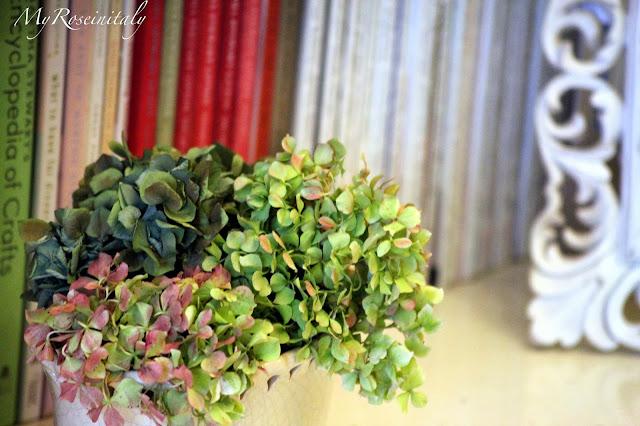 My roseinitaly i colori dell 39 autunno - Ortensie colori ...