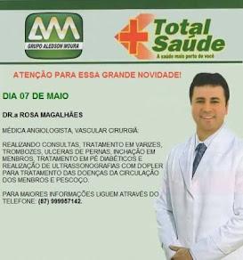 ATENDIMENTOS TOTAL SAÚDE
