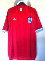 england official away jersey