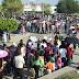 EN FOTOGRAFIAS: Fieles en largas filas para venerar las reliquias de Juan Pablo II