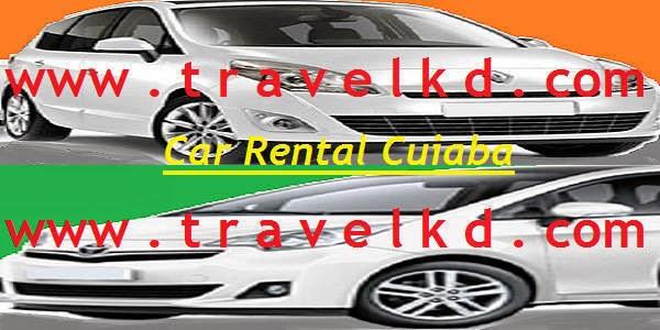 Car rental service in Cuiaba of Brazil