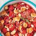 Kıtır ekmekli sıcak domates