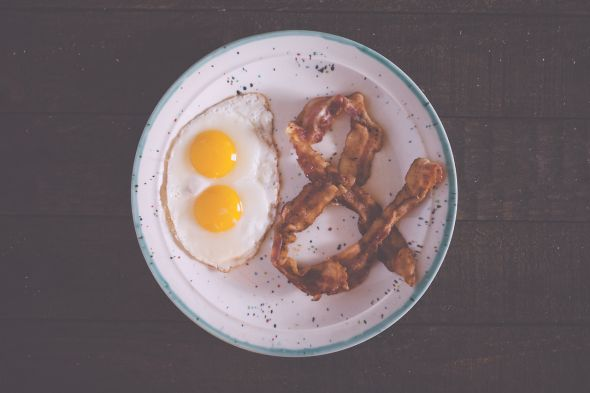 Emily Blincoe photography funny this and that ampersand Eggs and bacon