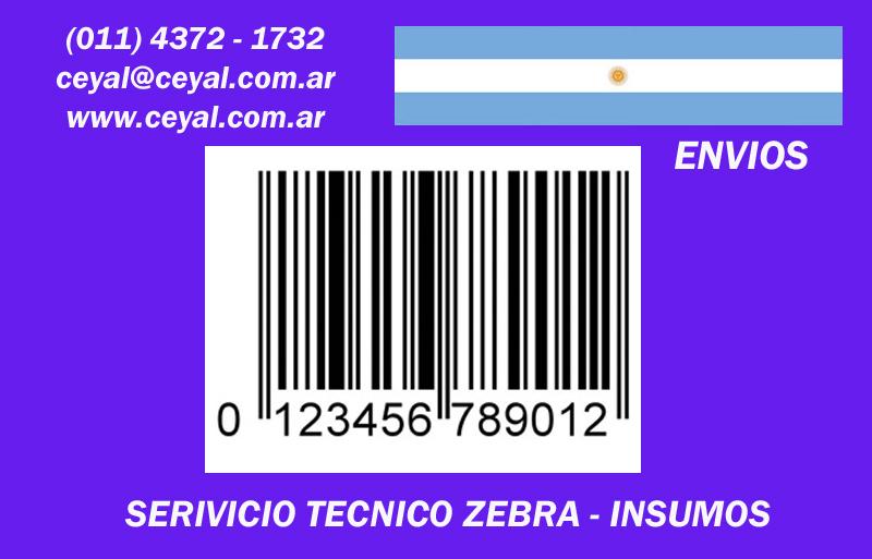Cómo imprimir etiquetas de código de barras  envios Argentina