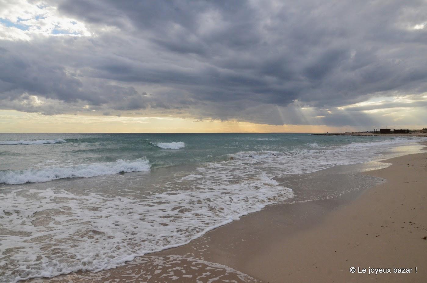 Italie - Les Pouilles  - ciel