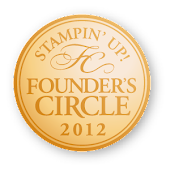 Founders Circle Earner 7 years running
