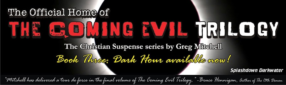 The Coming Evil Official Blog