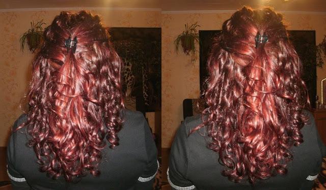 Włosy w listopadzie 2015r.