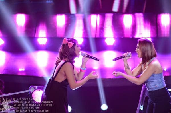 Lougee Basabas wins The Battles vs Ramonne Rodriguez on 'The Voice PH'