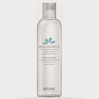 Babe Makyaj Temizleme Solüsyonu
