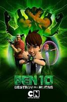 Ben 10: La destruccion de los aliens (2012) online y gratis