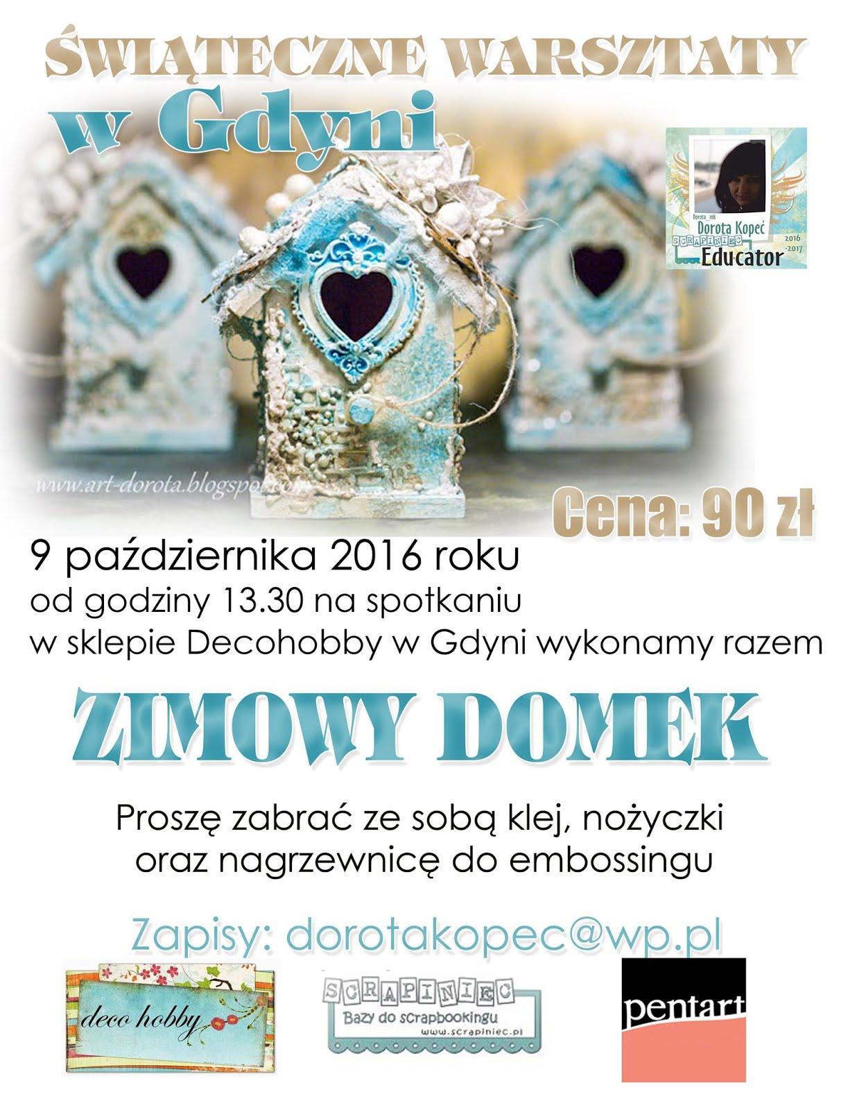 Gdynia DOMEK 9.10.2016