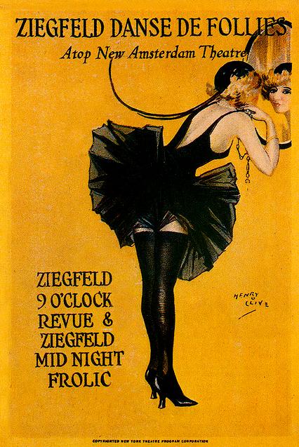 vintage henry clive ziegfeld