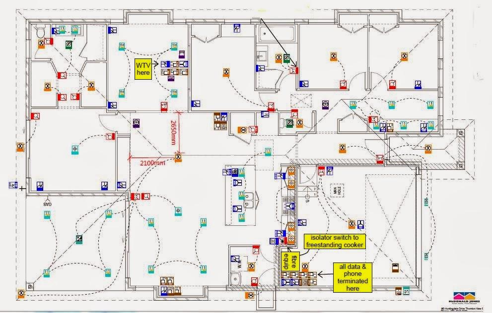 Santorini Bonnells Bay: Electrical appointment complete!