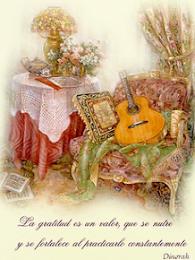 Agradecimientos Dinorah