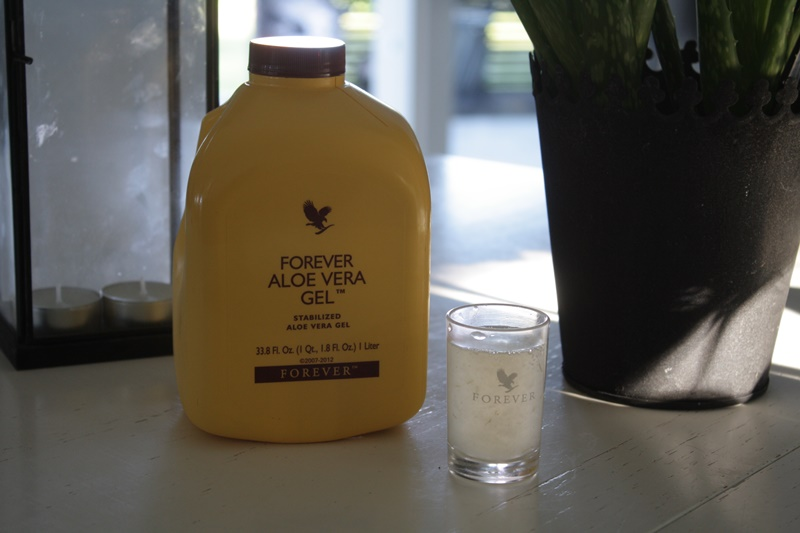 är aloe vera drycken nyttig