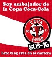 Embajadores de la Copa Coca-Cola