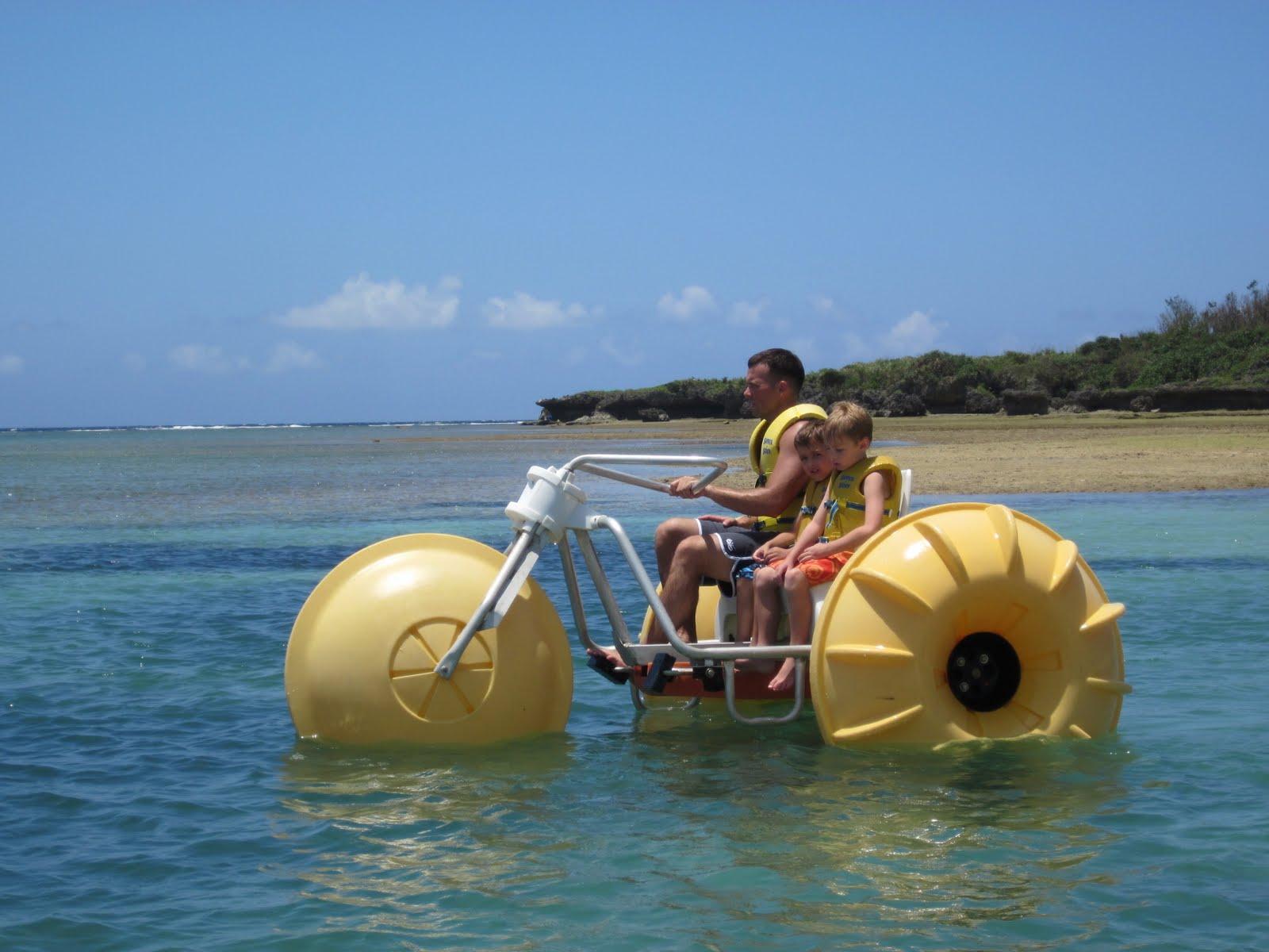 Water Bike Rentals MWRHawaii My Dream MWR Hawaii Event