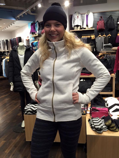 lululemon radiant-jacket