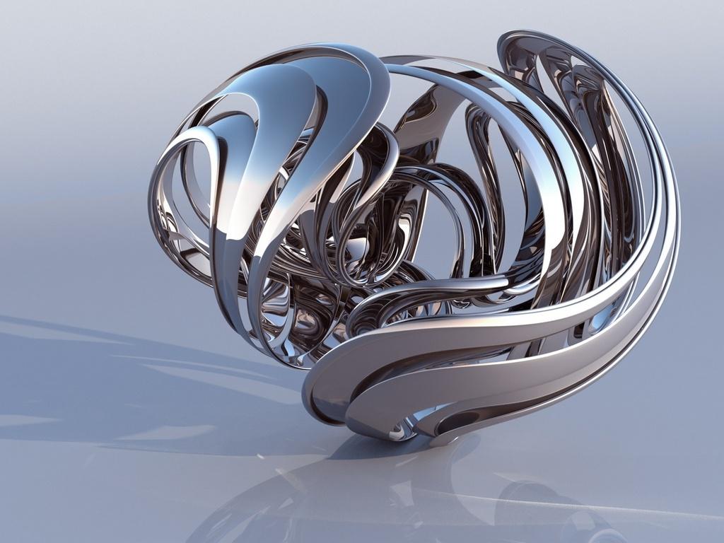 Acabados metales modelos ii simon schneider for Metal cromado