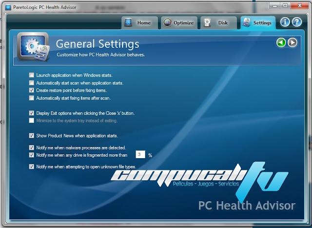 PC Health Advisor 3.1.4.0 Final