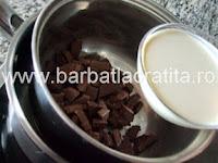 Paleuri cu crema preparare reteta