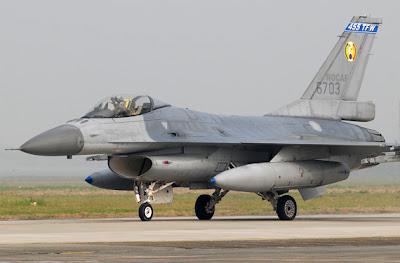Taiwan F-16 A/B's