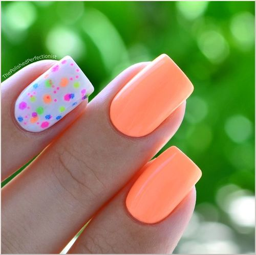 Cute nails designs to do at home new wallpapers cool nail designs cute spring nail designs easy do yourself cute nail designs easy design splatter white orange solutioingenieria Image collections