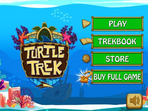 SeaWorld Presents Turtle Trek Free App Game By Sleep Giant