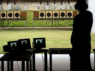 Seletiva CBTE para Copa do Mundo de Carabina, Pistola e Rifle - Tiro Esportivo