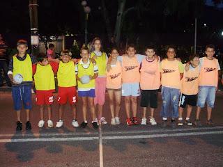 Φώτο από το 1ο Τουρνουά Street Handball Αγριάς (Γ)