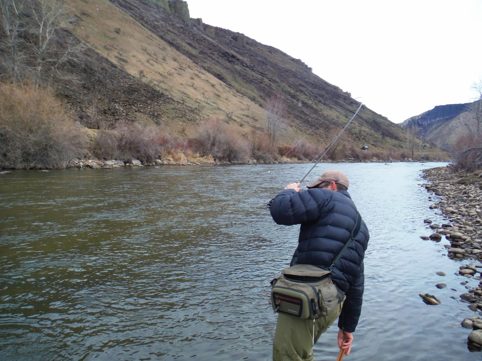 Erik s fly fishing blog i ve got mail for Boise river fishing