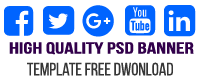 Free Facebook, Youtube Banner download