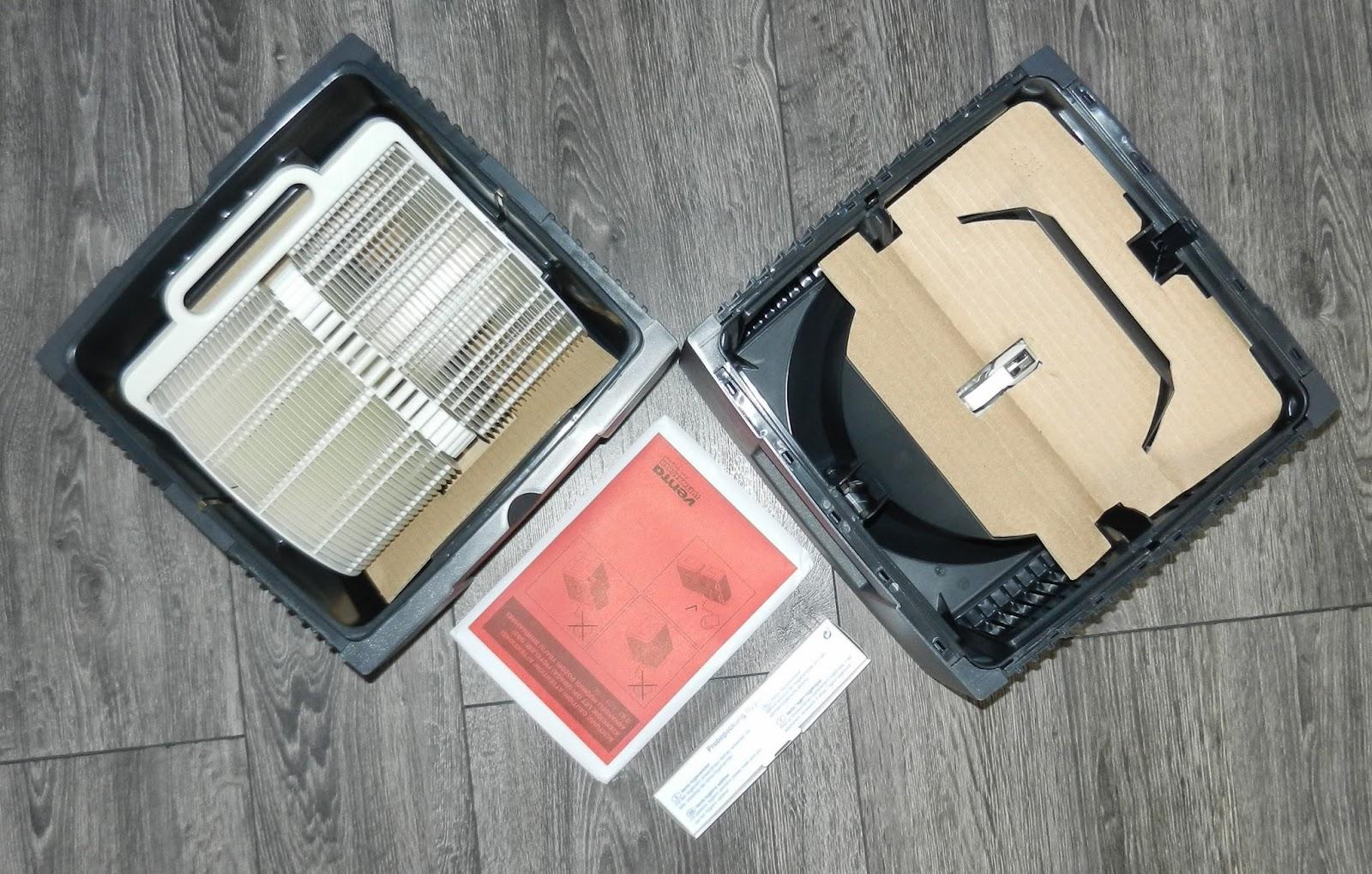 hauserische testfamilie venta luftw scher der luftbefeuchter luftreiniger in einem. Black Bedroom Furniture Sets. Home Design Ideas