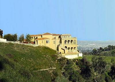 Hollywood Hills Mansion