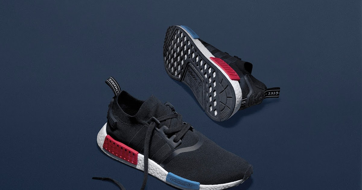 Adidas Originals Nmd R Primekurt Shoes