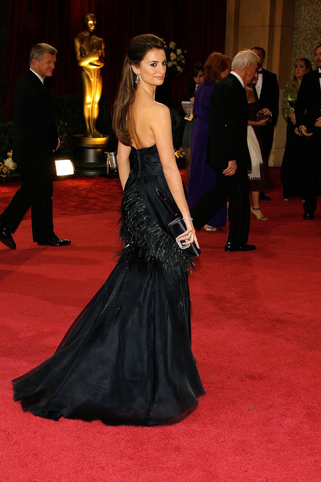 Penelope Cruz Oscar 2008