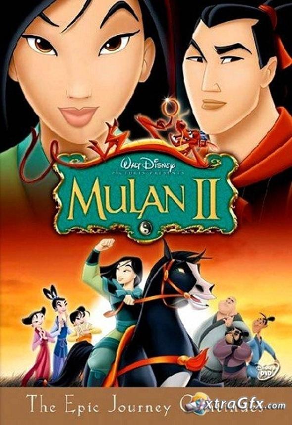 Mulan II (2004) มู่หลาน 2