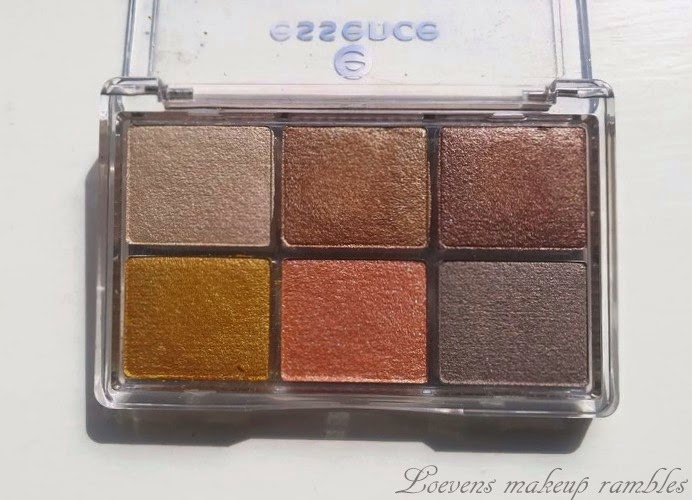 Essence all about sunrise palette