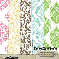CU Pattern Vol 3