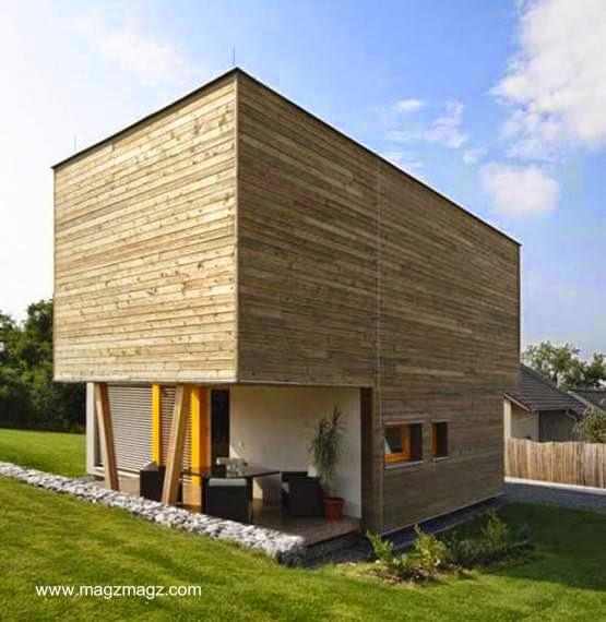 Arquitectura de casas casas modernas prefabricadas y - Casas modernas economicas ...