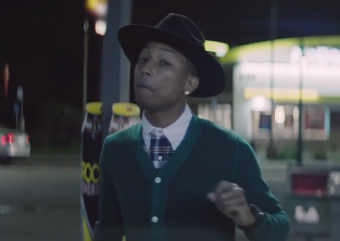 pharrell williams-chisme latino-Happy-farrel