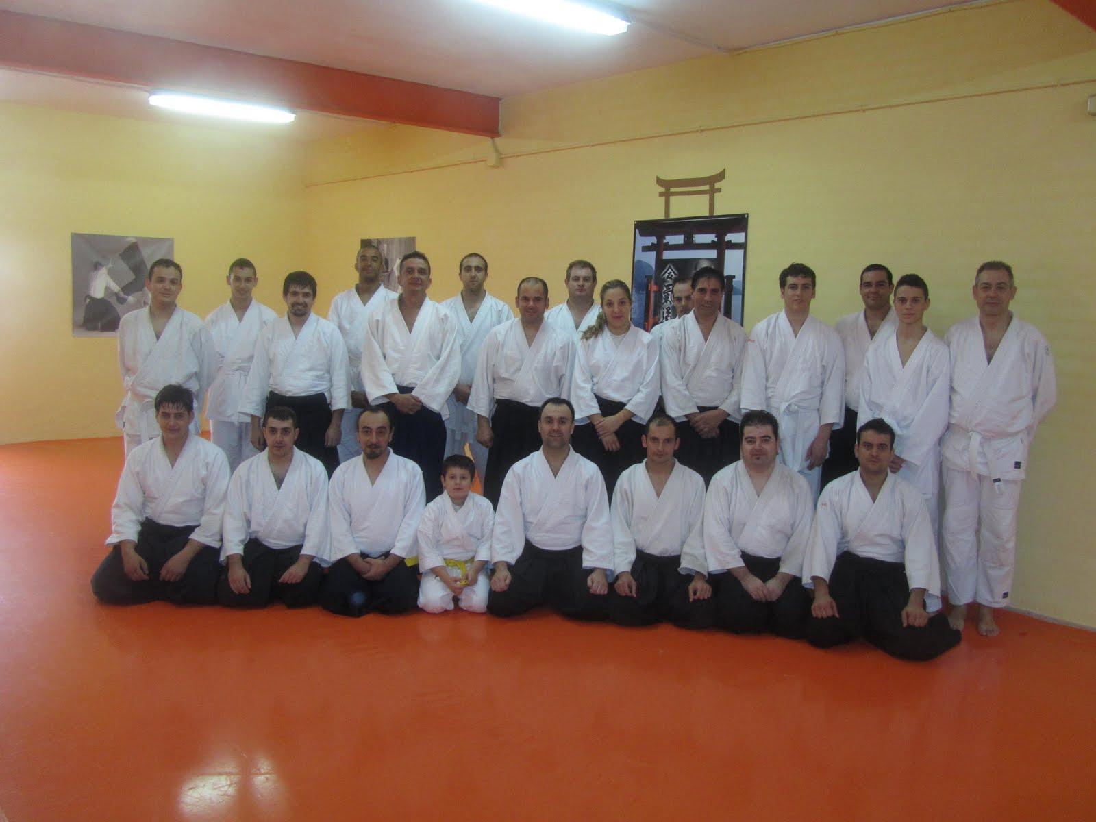 Aikido cr nica del curso de aikido en el gimnasio atemi for Gimnasio toledo