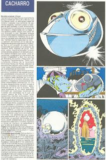 Cacharro (ficha marvel comics)