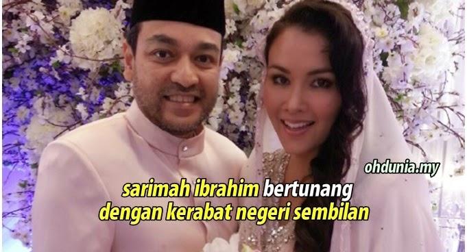 Sarimah Ibrahim Selamat Langsungkan Pertunangan Dengan Kerabat NS