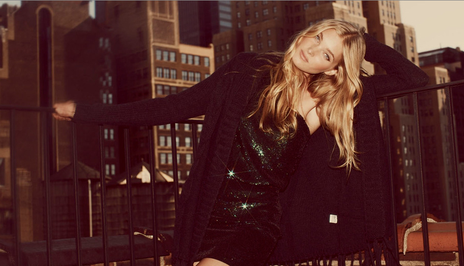 haute hippie, haute love new york lookbook