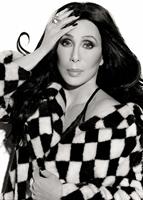 Cher in Elle magazine